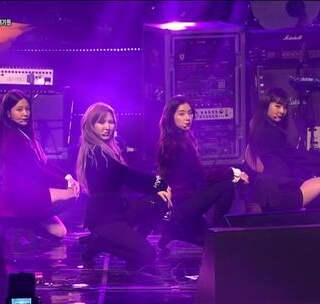 #超好听的韩流音乐#619 红贝贝最新版本的《red flavor》😘你们知道这是哪个公演吗?😂#音乐#