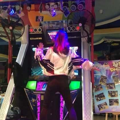 #舞蹈##跳舞机#从爱上跳舞机那一天起,我重新对跳舞有了信心!虽然你只是个机器,但是真的爱你❤️
