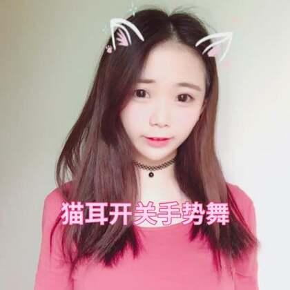 #精选##手势舞舞蹈跟拍器##猫耳开关#喵!!!!!💕💕💕