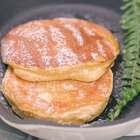 【舒芙蕾厚松饼】这个甜品不需要用到烤箱,很多没有入手烤箱的小伙伴也可以品尝到自己做的舒芙蕾啦,一起来试试吧。#小羽私厨# 