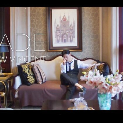 "JOW VINCNET 原创MV作品《FADE》预告:""Let me dance for you one more time!""特别鸣谢 @MS-GIRLS女团练习生 团队提供赞助及制作,导演:J 兔子友情出演!期待!#jowvincent#"