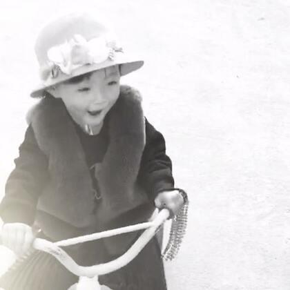 #宝宝#破车骑的66的