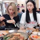 #韩国vlog##排骨土豆汤##咖啡控# 今天直播聊天很开心,爱你们😘
