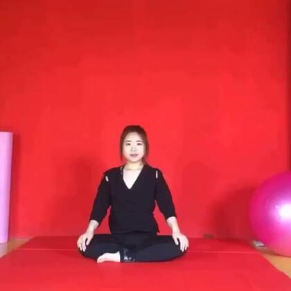 #精选#跃燃小课堂瑜伽🧘♀️分享之:门闩式#i like 美拍##运动#
