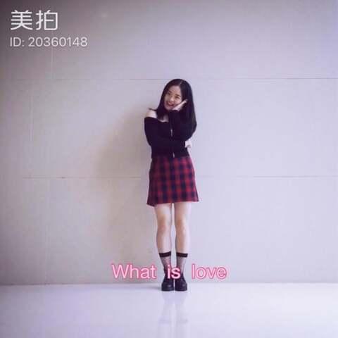 【麻麻桑_郭阿姨美拍】#舞蹈# 💗Twice-What is love 💗...