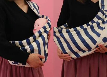 婴儿背巾的正确使用方法:带宝宝出门,身体劳累又不方便,这时一个婴儿背巾就能让宝爸宝妈减轻双手的负担。来看看如何正确使用婴儿背巾吧!#宝宝##育儿# @美拍小助手 贝贝粒,让育儿充满欢笑。