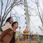 @可爱的金刚嫂 #i like 美拍##精选##小金刚恶搞#快乐的夫妻时光,是最好的礼物