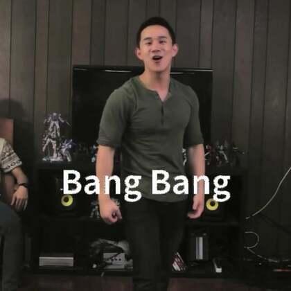 2014 年唱的 bang bang 哈哈!