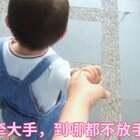 最近实在太忙,一个月都没有更新了,小猴猩已经能牵着爸爸妈妈的手到处奔走拉……哈哈😄#宝宝#@宝宝频道官方账号