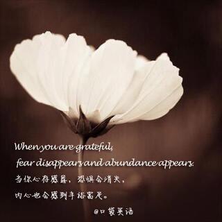 人有器量便有快乐,人有修养便有气质,人有爱心便是善良,人若淡然便能从容。随意心情才能平静,勤奋人生才能辉煌,豁达生活才能幸福。 人生,有多少计较,就有多少痛苦。有多少宽容,就有多少欢乐。 ————おはよう☀