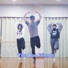 🔅Friends-Tina Boo Choreography🔅这是一个有队形的Friends😬和学生一起录视频很开心😍以后会有更好的作品😆#friends##舞蹈##tina boo#@舞蹈频道官方账号 @美拍小助手