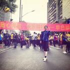 #武汉马拉松#随心奔跑,快乐同行~@单色瑜伽梵修(曾小凤) 老师棒棒的!