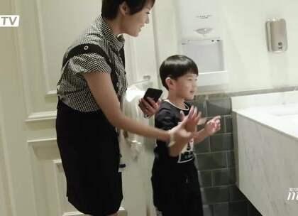 北京辣妈解锁溜娃新姿势,宝宝开心妈妈满意,这波操作给满分!#魔力时尚##辣妈##下午茶#