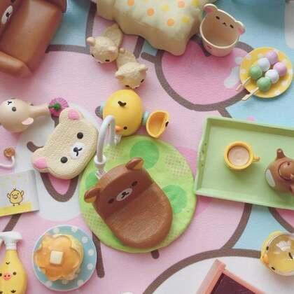 #拆盲盒##轻松熊##少女心小世界#拆盲盒-正版轻松熊家具系列✨2⃣️
