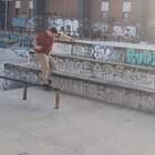 波比老师在葡萄牙的法鲁滑板公园玩滑板!#运动##滑板##i like 美拍#