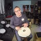 #音乐##非洲鼓##手鼓# 丽江手鼓 凯文先生 非洲鼓 八十岁的歌