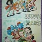 #热门##海贼王##马克笔手绘漫画#喜欢海贼王的朋友不要错过,😘晚安
