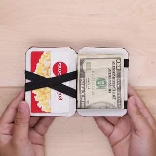 魔术一样的手工零钱包和卡包👻👻但是我只想说,没看懂的同学请举手😉😉#手工##我要上热门##机智日记#