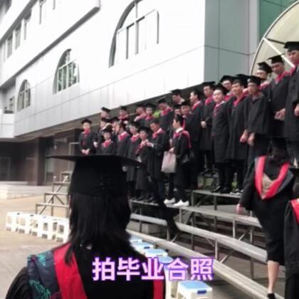 今天的日常,回老东家拍毕业照😃蛮开心滴~感觉又年轻了一回😁😁你们怀念学生时代吗?@美拍小助手 #日志#