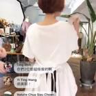 上傳ㄧ些我們在台灣的直播的片段給妳們看唷 ,馨儀身高158公分 #穿秀#