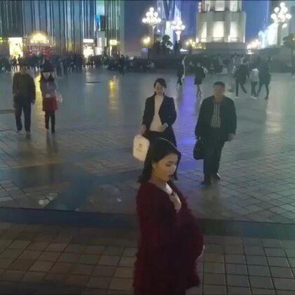 我们大重庆的解放碑