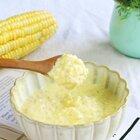今天的属于🍉辅食系列,分分钟搞定。玉米和燕麦都含有丰富的膳食纤维,促进肠蠕动,可以防止便秘的发生。 玉米泥不需要过滤,需要这样高纤维促进肠蠕动,还能锻炼咀嚼。但如果宝宝还没吃过粗粮,要从少量开始吃起来。第一次吃粗粮粥/饼时,先从1/5的量加起。#精选##美食##一日五餐辅食#