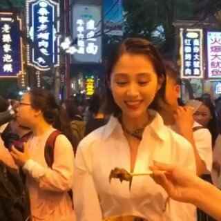 #美食#西安回民街美食吃一圈