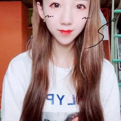 #精选#教你们一个特别简单的瘦脸方法🙈👄@美拍小助手 #撩汉技能#