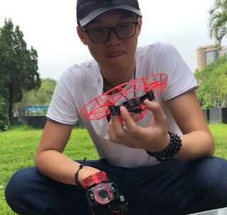 狠心花800元买的无人机,打开包装那一刻,我愣住了!#无人机#