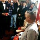 岳父大人在上,请受小弟一拜!😂😂😂#精选##搞笑#