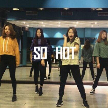 可以说这个舞跟我很有缘哈哈😁#舞蹈##blackpink - so hot##jane kim#