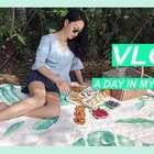 和我过一天周末 Part 1 上集 A day in the weekend vlog 周末总是活力满满~ 做早餐、去公园野餐。拥抱自然的感觉真好。我已经爱上野餐啦~#美食##日志##日常#
