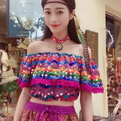 猜猜 我今天试穿了多少套?#精选##购物分享# shop WeChat:yolen7