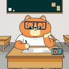 英语听力时的你,反正我是最后一种……你呢?#我要上热门##搞笑#@美拍小助手