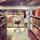 正确的逛超市方式✌️差不多的零食,走啦❤️