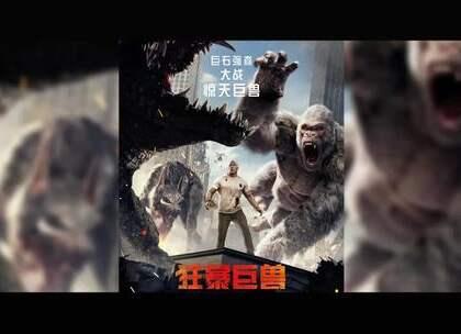 盘点1.95米的铁汉暖男,好莱坞吸金王,巨石强森最嗨的五部电影!——【下】