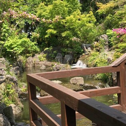 今天和老友一起去泡天然温泉♨️人间绝境!@美拍小助手 @小慧姐在日本 #我的假期日记##精选##露天温泉#