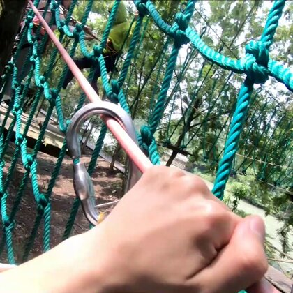 #运动#项目:丛林探险-红线