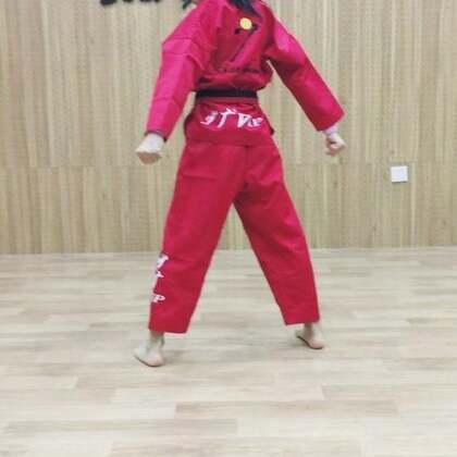 曼曼旋风#精选##运动##跆拳道#