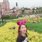你们的节日怎么过的😝😝😝😝😝😘😘😘😘#糖果恋爱##我的假期日记##上海迪士尼乐园#