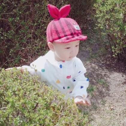 #宝宝##小缘宝##我的假期日记#