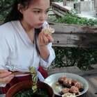 #美食##宝宝##热门#一家人的晚饭@美拍小助手