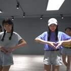 #校园##未来偶像##小宝刘怡然# 小小少女组合清新又有活力 《EI EI》@洛阳乐舞秀舞蹈官方