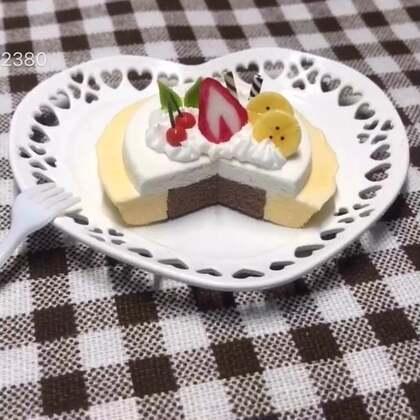 #手工#『Chocolate fruit pie』yc.mf.at.仿真风的 敲喜欢.宝贝@奶丞芊. #我要上热门#