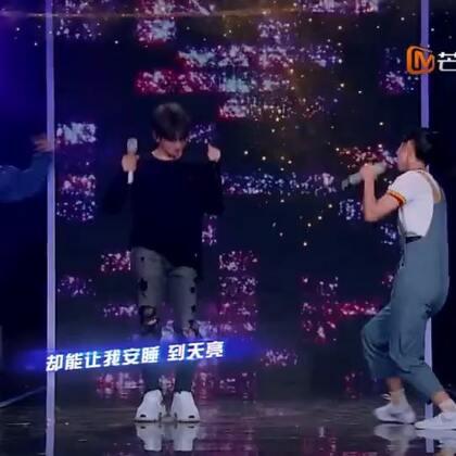 很开心能和王源在湖南卫视《我想和你唱》同台,感谢大家一路以来的支持,我们会更加努力的💪#精选##舞蹈#@美拍小助手
