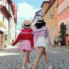 跟我的晓晓儿一起到欧洲玩咯~@晓晓毛毛儿 #我要上热门##带着美拍去旅行##精选#@美拍小助手