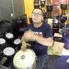 #音乐##手鼓##非洲鼓# 凯文先生 手鼓 非洲鼓 走在冷风中