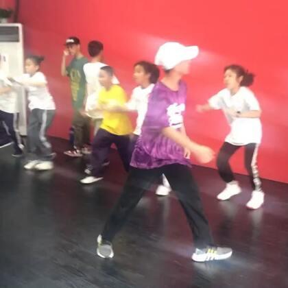 hiphop课堂基础训练#梧州spt舞蹈工作室##少儿街舞##hiphop#