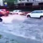 今天厦门是真的牛逼。。#厦门暴雨#