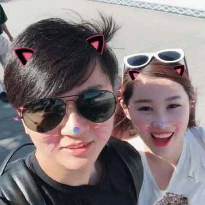 #宝宝##美食#今天是中国时间果子妈生日跟我姐还有姐夫一起去了好莱坞环球影城,虽然和果子妈来了很多次,但是每次来都像第一次来一样,各种兴奋,各种嗨。明天带着果子一起去野生动物园。@Queenie果果麻麻 祝果子妈永远18岁貌美如花,生日快乐。LY❤️
